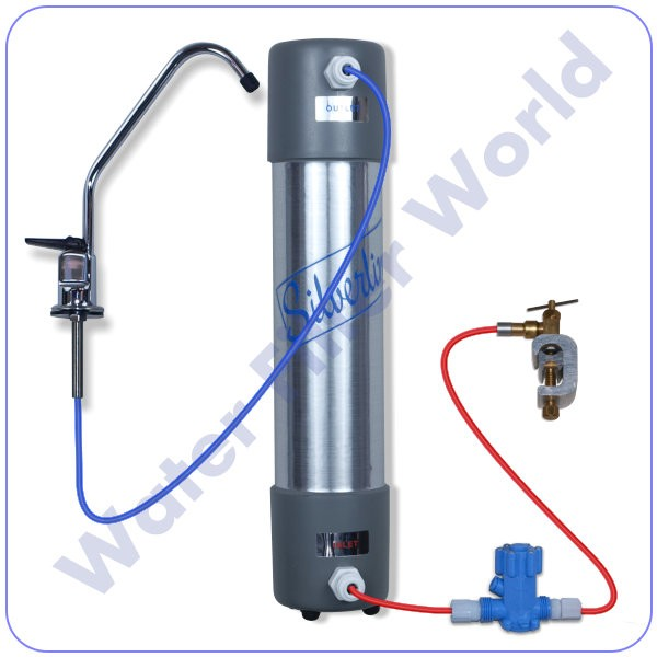Under Counter Standard Carbon Water Filter System UCS12