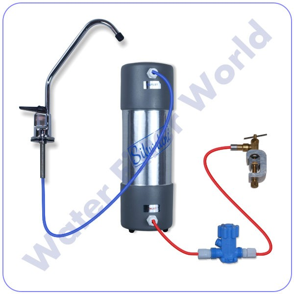 Under Counter Standard Carbon Water Filter System UCS40