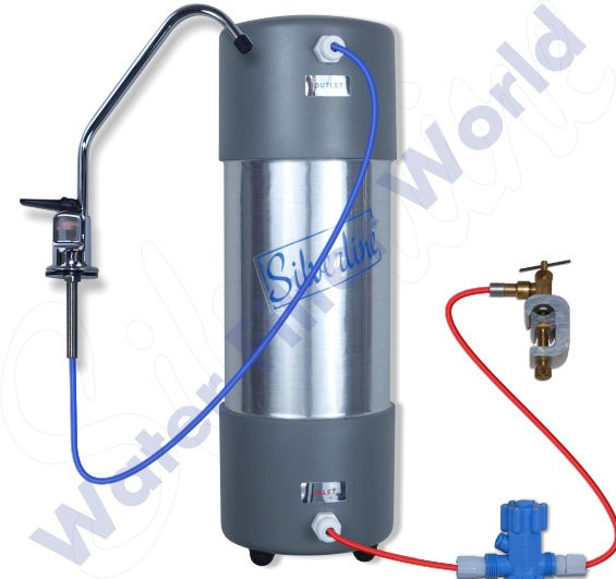 Under Counter Standard Carbon Water Filter System UCS60